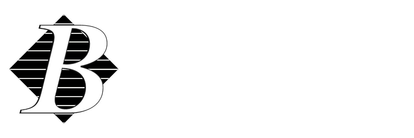 Benz Associates Logo - Black and White